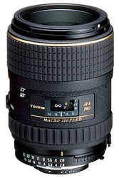 Tokina AT-X M100 100mm F2.8 AF Pro D Lens - Canon (New)