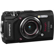 Olympus Tough TG-5 Digital Camera - Black (New)