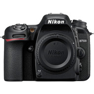 Nikon D7500 DSLR Body 24MP (New Arrival)