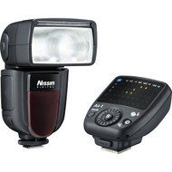 Nissin Di700A Flash Kit with Air 1 Commander for Nikon (New)