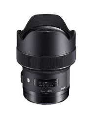 Sigma 14mm F1.8 DG HSM Art Lens for Canon (New)