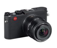 Leica X Vario (Typ 107) Black Digital + Handgrip and Protector Case (Used)