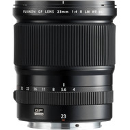 Fujifilm GF 23mm F4 R LM WR Lens (New)