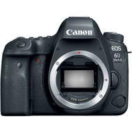 Canon EOS 6D Mark II DSLR Body (New)
