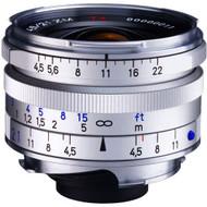 Zeiss C Biogon T* 21mm F/4.5 ZM Lens for M-mount - Silver (Used)