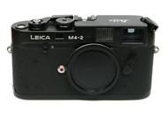 Leica M4-2 Black Rangefinder Body (Used)
