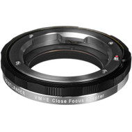 Voigtlander VM-E Close Focus Adapter for VM-Mount Lens to Sony E-mount Camera (New)