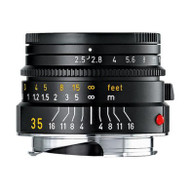 Leica 35mm F2.5 Summarit-M Lens *Now in Stock