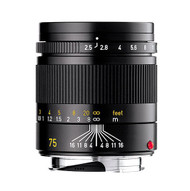 Leica 75mm F2.5 Summarit-M Lens (Demo)