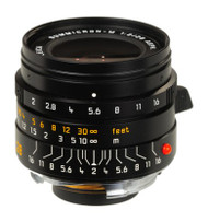 Leica 28mm F2 Summicron-M Asph Lens (Used)