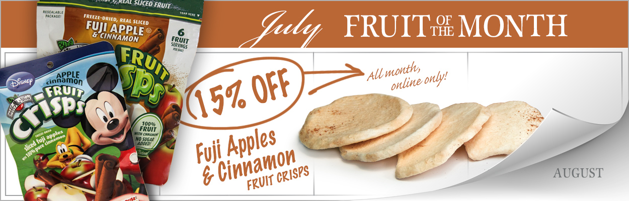 July Fruit of the Month