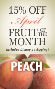 Peach Fruit Crisps Save