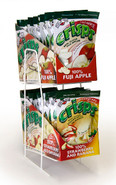 Fruit Crisp Counter Display - Brothers-All-Natural