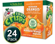 Brothers-All-Natural Mandarin Orange Fruit Crisp, 1/2 c bags, 24-pack