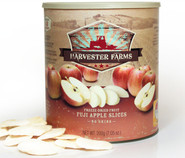 Harvester Farms Freeze-Dried Apple Slices #10 can