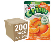 Brothers-All-Natural Mandarin Orange Fruit Crisp, 1/2 c bags, 200-pack