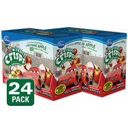 Disney Cars freeze dried Fuji Apple Crisps, 1/2 c bags, 24-pack