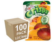 Brothers-All-Natural Mango Fruit Crisps, 1/2 c bags, 100-pack