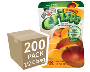 Brothers-All-Natural Mango Fruit Crisps, 1/2 c bags, 200-pack