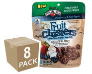 Blueberry Apple Fruit Clusters®, All natural freeze-dried fruit