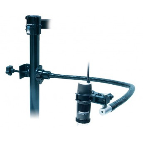 RK-02 articulating gooseneck with clamp