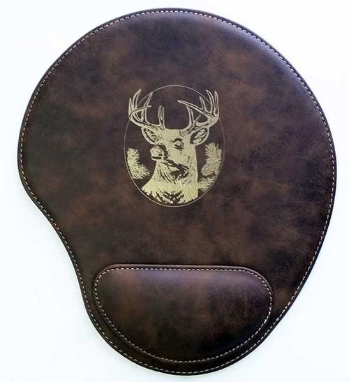 Leatherette Mouse Pad