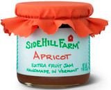 Homemade Apricot Jam from Sidehill Farm, Vermont