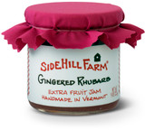 Homemade Gingered Rhubarb Jam from Sidehill Farm, Vermont