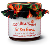 Homemade Hot Red Pepper Jam from Sidehill Farm, Vermont