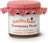 Homemade Raspberry Peach Jam from Sidehill Farm, Vermont