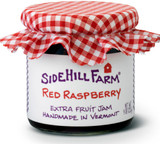 Homemade Red Raspberry Jam from Sidehill Farm, Vermont