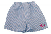 Little Boy Pinstripe Boxers