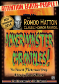 "On Sale!!  ""The AckerMonster Chronicles!"" (DVD)"