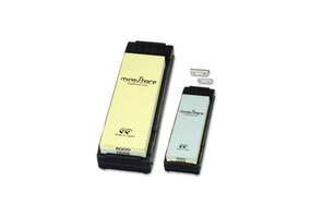 MinoSharp 472, Medium/Super Fine Water Stone Sharpening Kit (1000/8000 Grit)