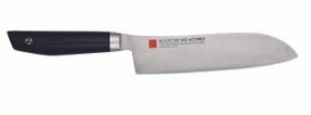 Kasumi VG-10 Pro 54018, 7 Inch Santoku Knife