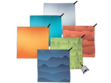 Nano PackTowel All Colors