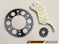 "530 ""Power Up"" Kit w/Driven EVO-Spec Sprockets"
