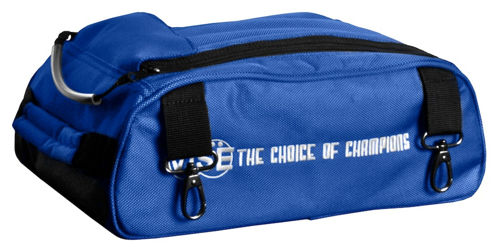 Shoe Bag For Blue Track Bowling Tote