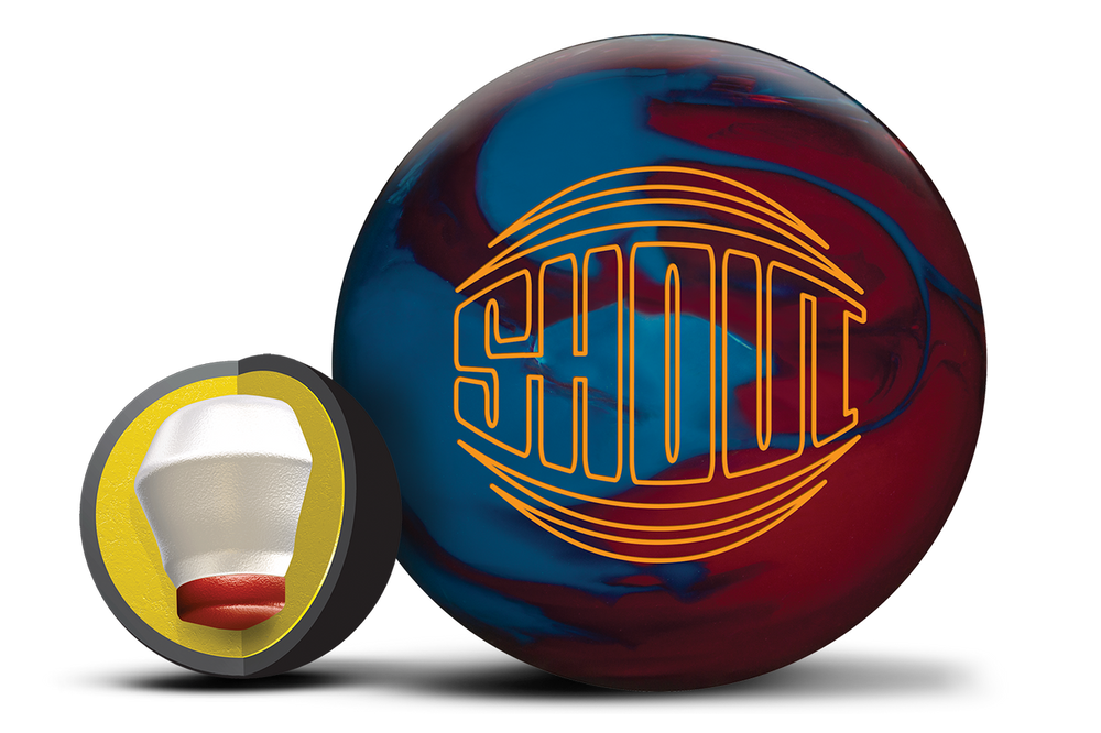 Roto Grip Shout Bowling Ball Red/Blue
