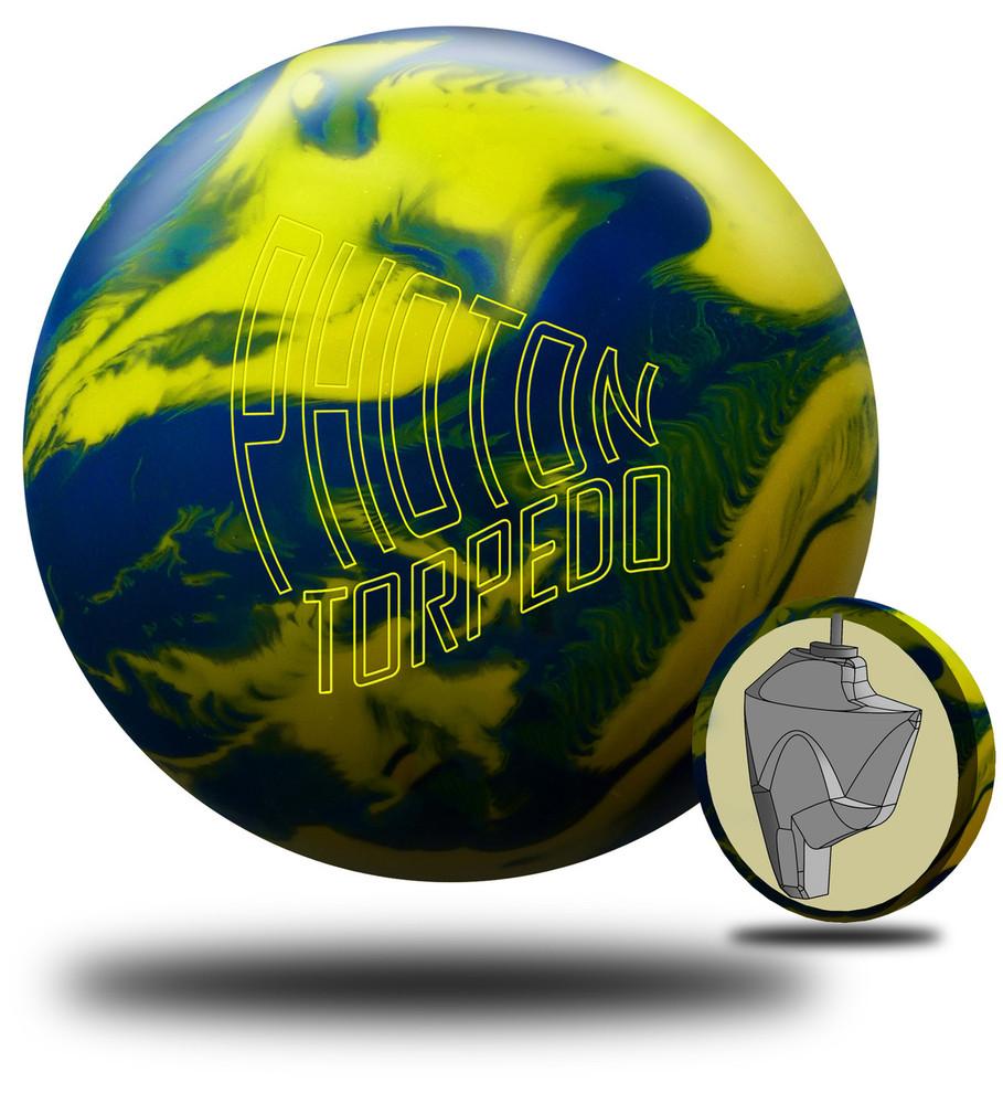 Seismic Photon Torpedo Bowling Ball