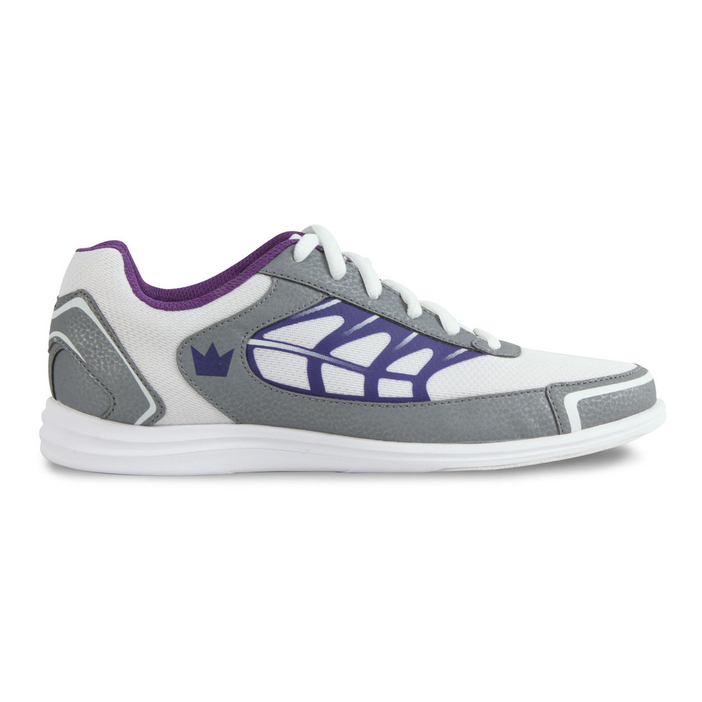 Brunswick Eclipse Women's Bowling Shoes side view