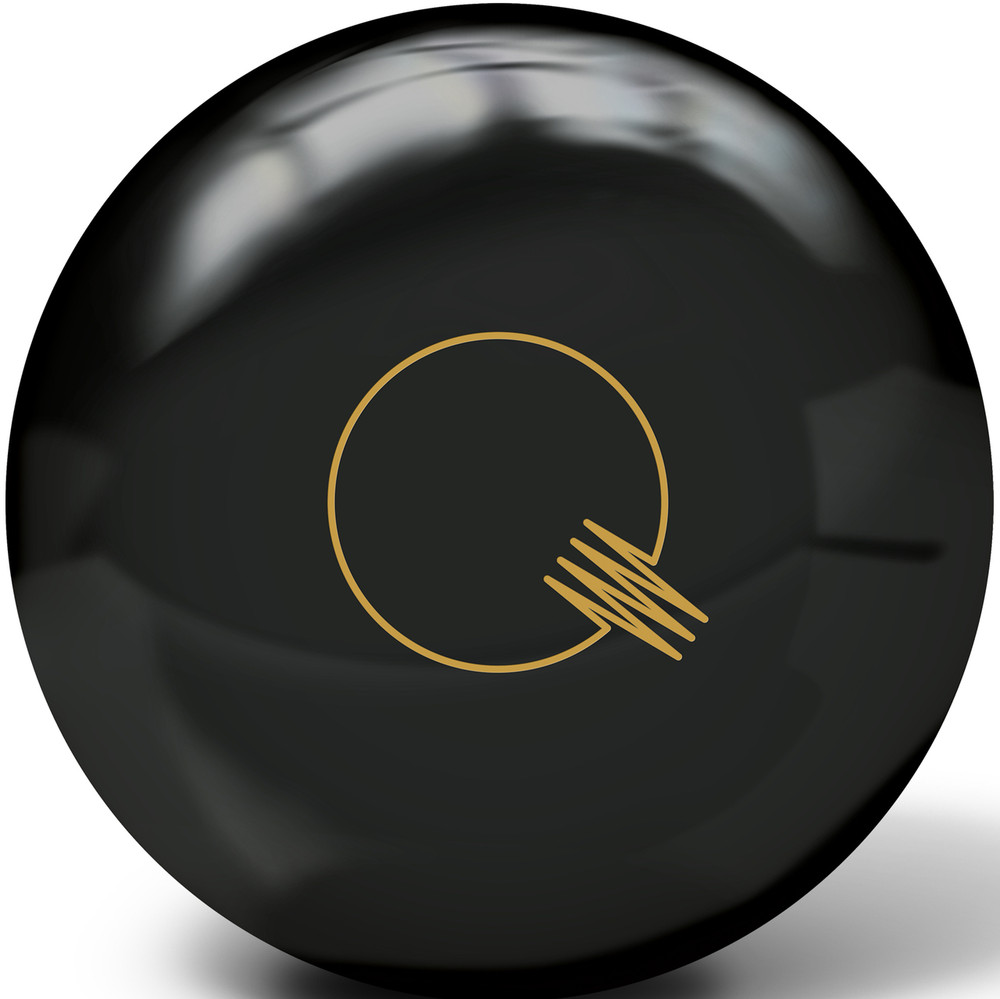 Brunswick Quantum Black front view