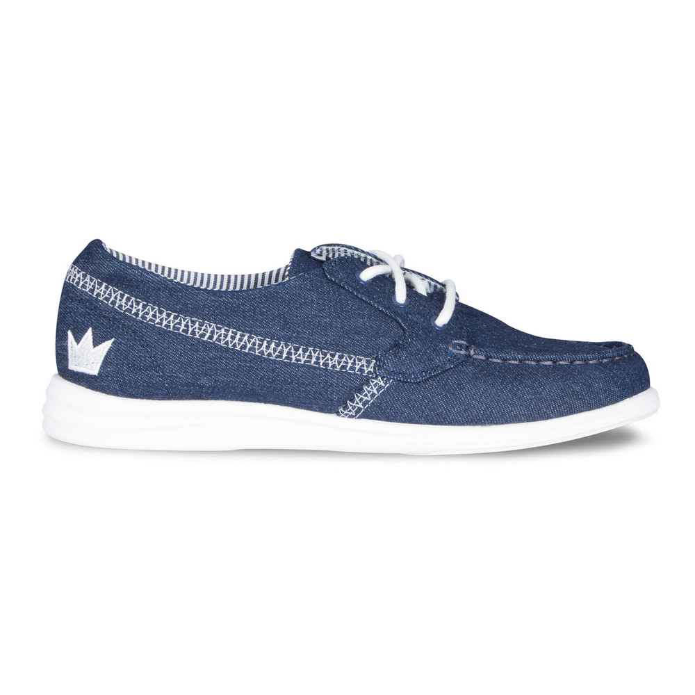 Brunswick Karma Women's Bowling Shoes Denim