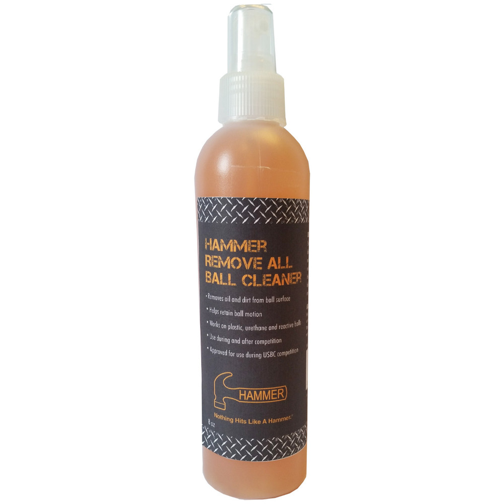 Hammer Remove All Ball Cleaner 8 oz. Bottle