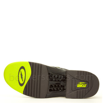 Storm SP 700 Men's Bowling Shoes Black Grey Lime Right Hand