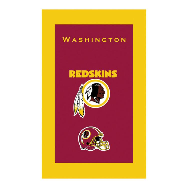 KR NFL Bowling Towel Washington Redskins
