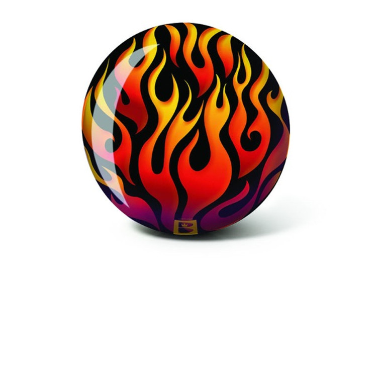 Brunswick Flame Viz a Ball Bowling Ball