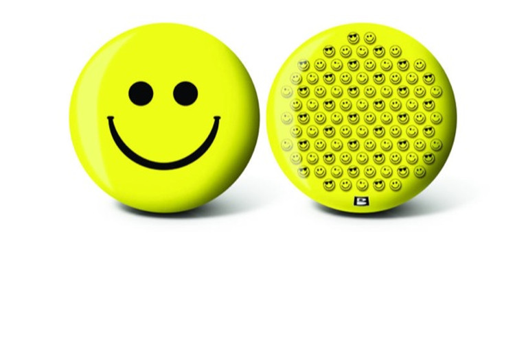 Brunswick Smiley Face Viz a Ball Bowling Ball