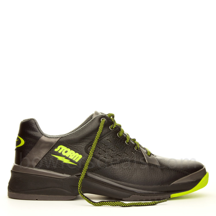 Storm SP 700 Bowling Shoes Men's Black Grey Lime Right Hand by ...
