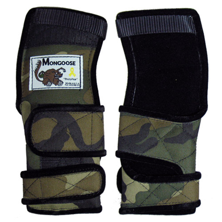 Mongoose Lifter Right Hand Wrist Positioner Camo